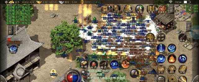 超变传奇手游里战士最能感受到游戏的激情