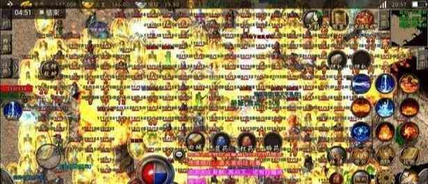 65535超变传奇中王位争夺成为提升实力的重要模式