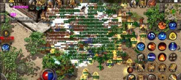老传奇1.76大极品里玩家分享火尾黑狐王的打法