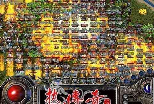 185英雄合击【龙争虎斗】新开超变传奇里火热来袭