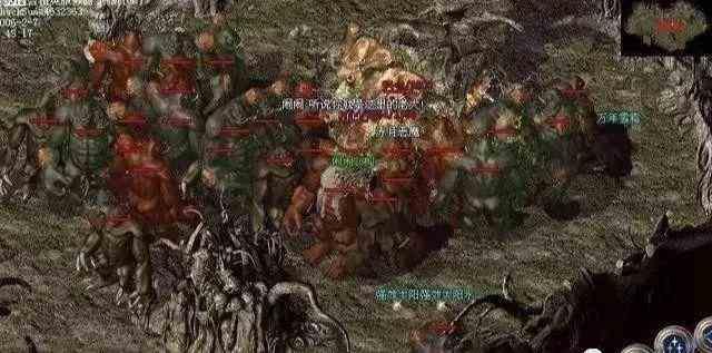 迷失传奇手游的精英出征,傲立巅峰•兄弟军团行会