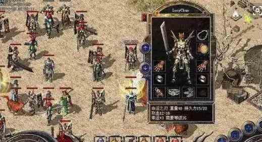 小R暗黑版本传奇里玩家如何提升自己的实力?
