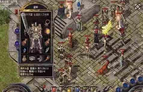 新开传奇世界私服的玩家最喜爱的沙巴克宝藏阁