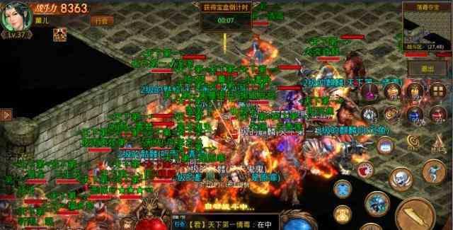 为什么说超变单职业传奇里战士PK很厉害?