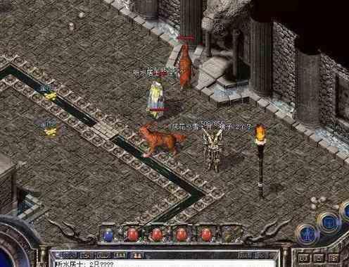 给新新开超变传奇的玩家一些怪物攻城的建议