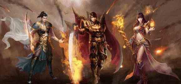 超级变态传奇的战士对法师之获胜方法